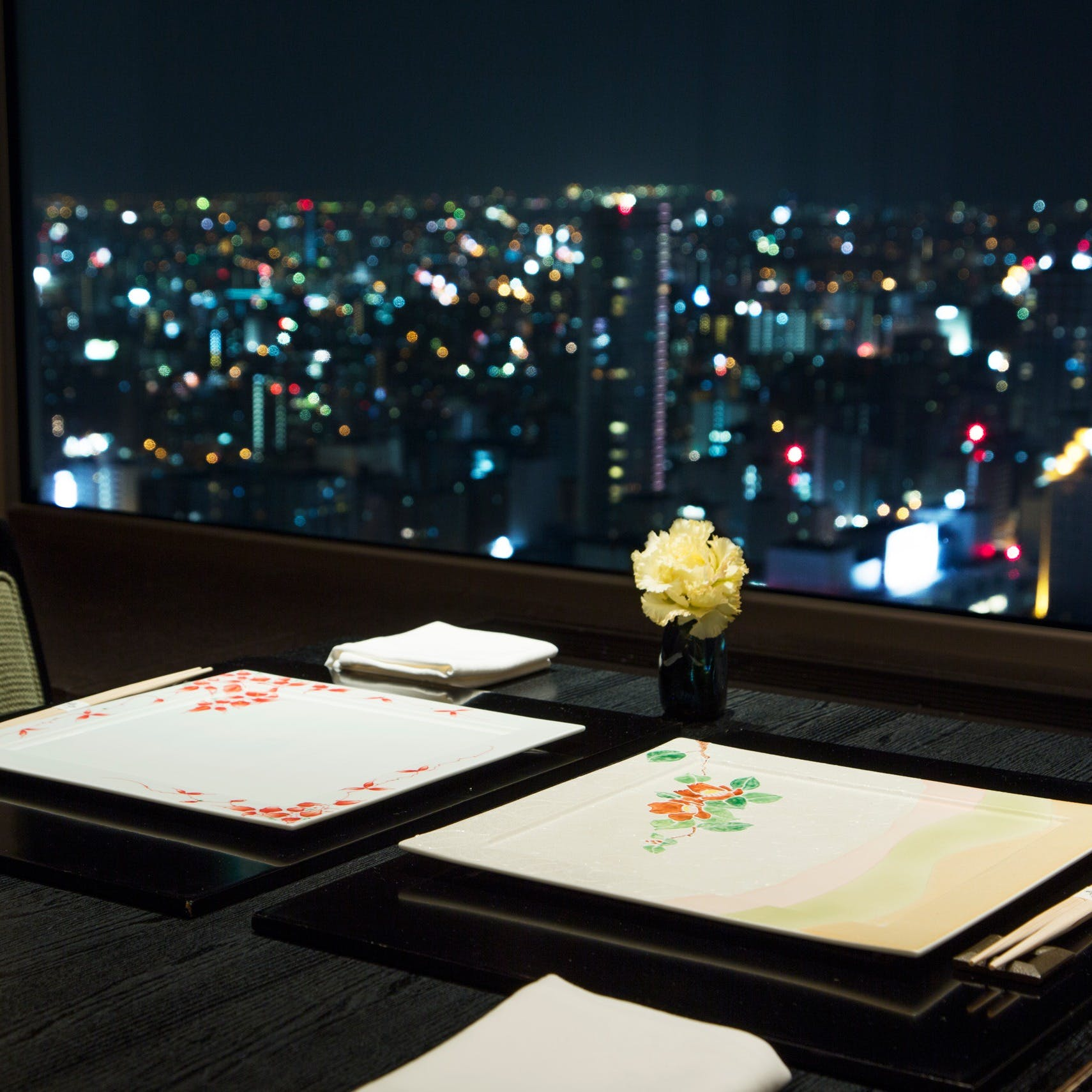 ホテルの日本料理店ならではの洗練と、心尽くしのホスピタリティ