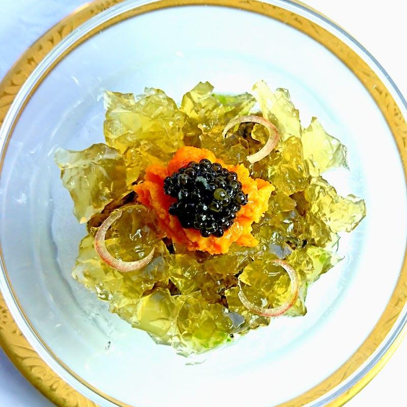 【ミディ】選べる前菜・スープ・メイン・デザートの全4品