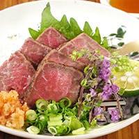 こだわりの鮮魚と京野菜、お肉料理も