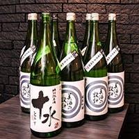 全国各地の自慢の日本酒