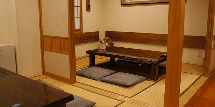 記念日におすすめのレストラン・浅草 すし游の写真2