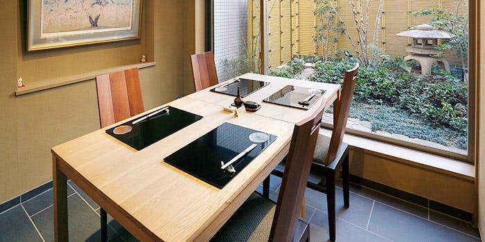 記念日におすすめのレストラン・恵比寿 鰻 松川の写真1