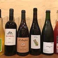 200種以上のナチュラルワイン