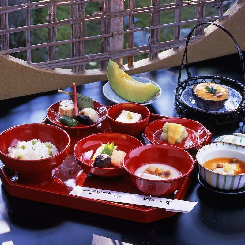 【月コース】一汁六菜