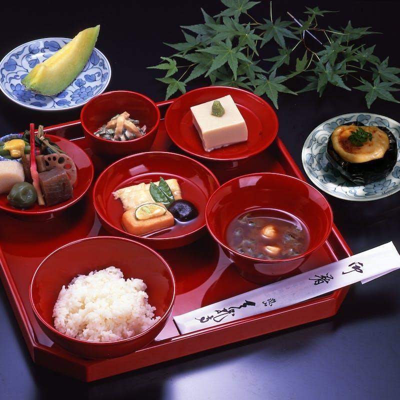 【雪コース】一汁五菜