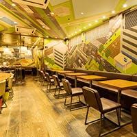 五反田駅直結。落ち着いた雰囲気のおしゃれカフェ