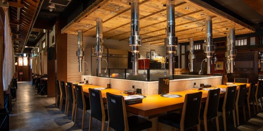 記念日におすすめのレストラン・焼肉 金タレ 自由が丘店の写真1