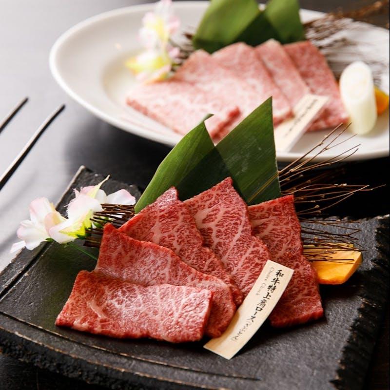 【豪華黒毛和牛コース】肉寿司やトロ芯タンなど贅沢に黒毛和牛を堪能できる全11品