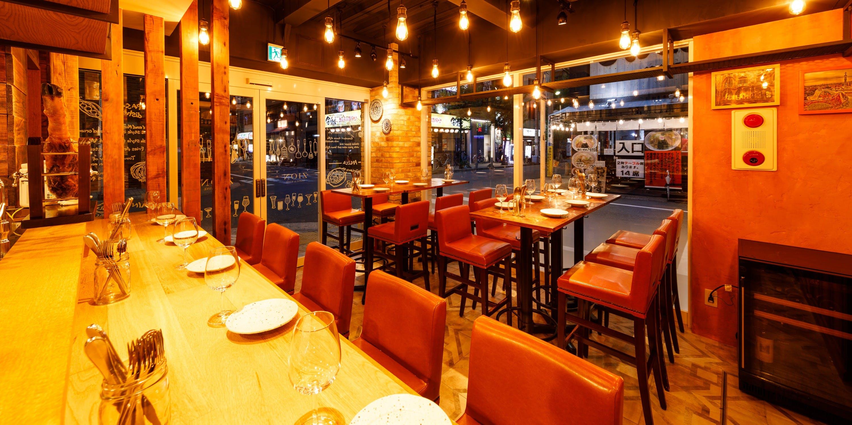 記念日におすすめのレストラン・錦糸町ZIONの写真1