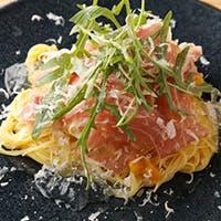 季節感あふれるイタリア料理