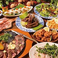 本場ハワイの味が楽しめるハワイアン料理