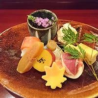 北新地で堪能する厳選食材にこだわった京料理
