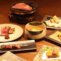 割烹×肉料理と厳選酒の数々