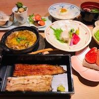 鰻割烹 まえはら 京都店