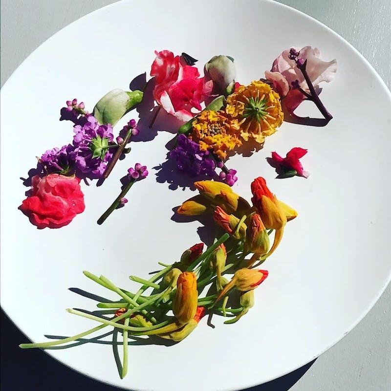 【ランチ】選べる前菜・メインと食後のカフェ付 全3品