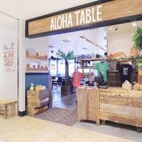ALOHA TABLE ペリエ千葉