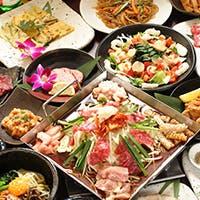 拘り抜いた食材を使用した韓国料理
