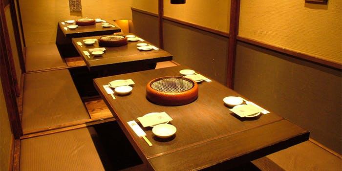 記念日におすすめのレストラン・極・和牛焼肉 やざわ池袋店の写真1