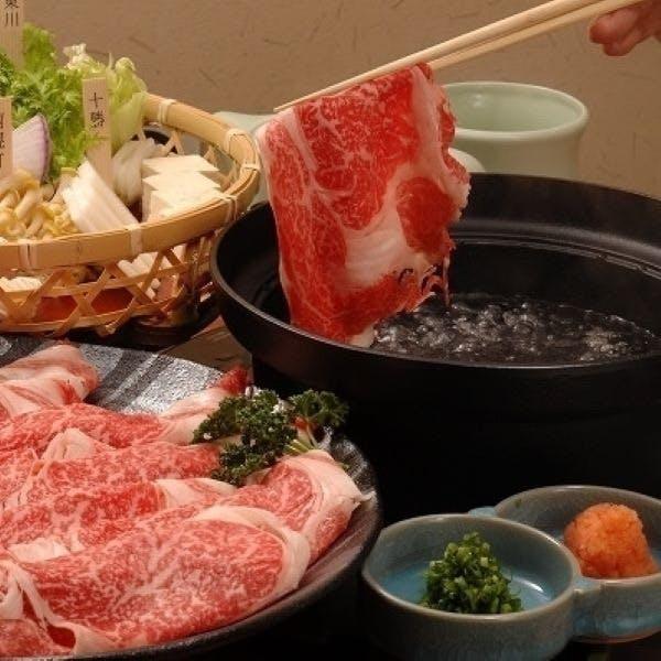 厳選した食材、こだわり抜いたお肉をご堪能