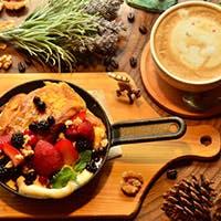 エスニックとイタリアンを融合した新感覚の料理