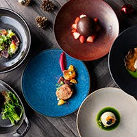 東京野菜やこだわりの良質な食材を使った地中海料理