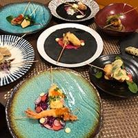大阪食文化「串カツ」×「イタリア料理」