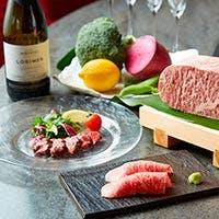 松阪牛と神戸牛の両方を取り揃えた至極のお食事体験