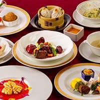 中国四大料理が愉しめます
