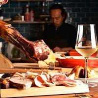 厳選食材を使用したフレンチと美味しいワイン