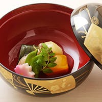 彩り、素材、味わい…魅力が詰まった一皿一皿