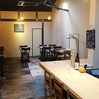 京町屋を改装した風情ある和空間