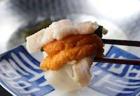 日本橋 加藤の肉丸 小川のうに丸