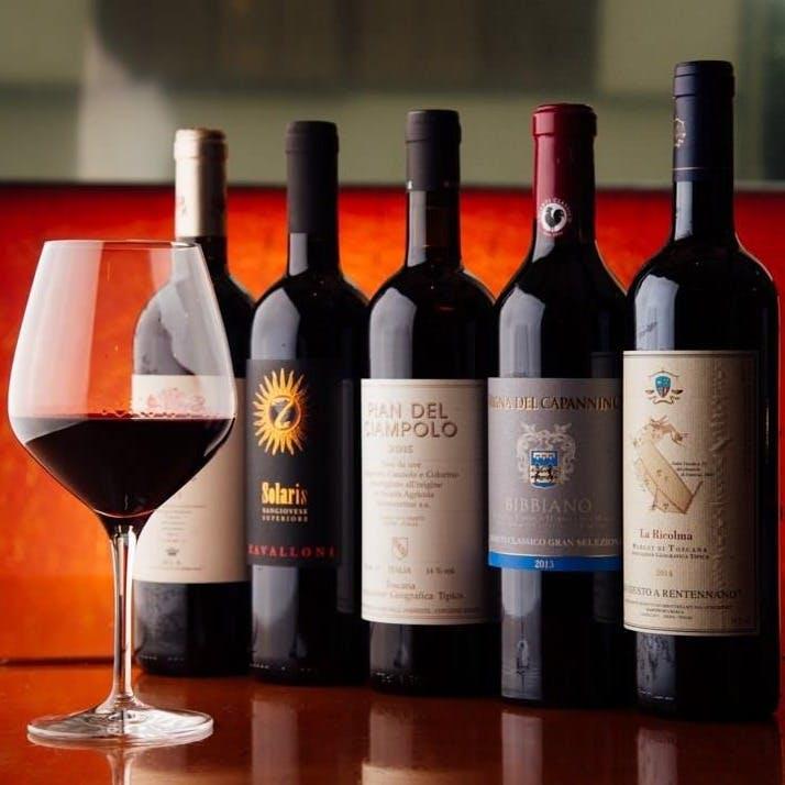 ソムリエが選ぶペアリングワイン