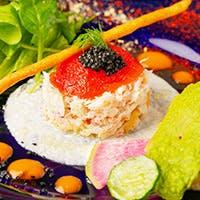 季節の魚介や野菜の旨味が織りなすハーモニーが絶品