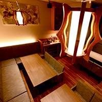 新百合ヶ丘のお洒落で和モダンな空間 大・小個室も魅力