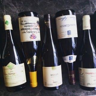 グラスワインは常時20種類、ボトルは約100種類ご用意