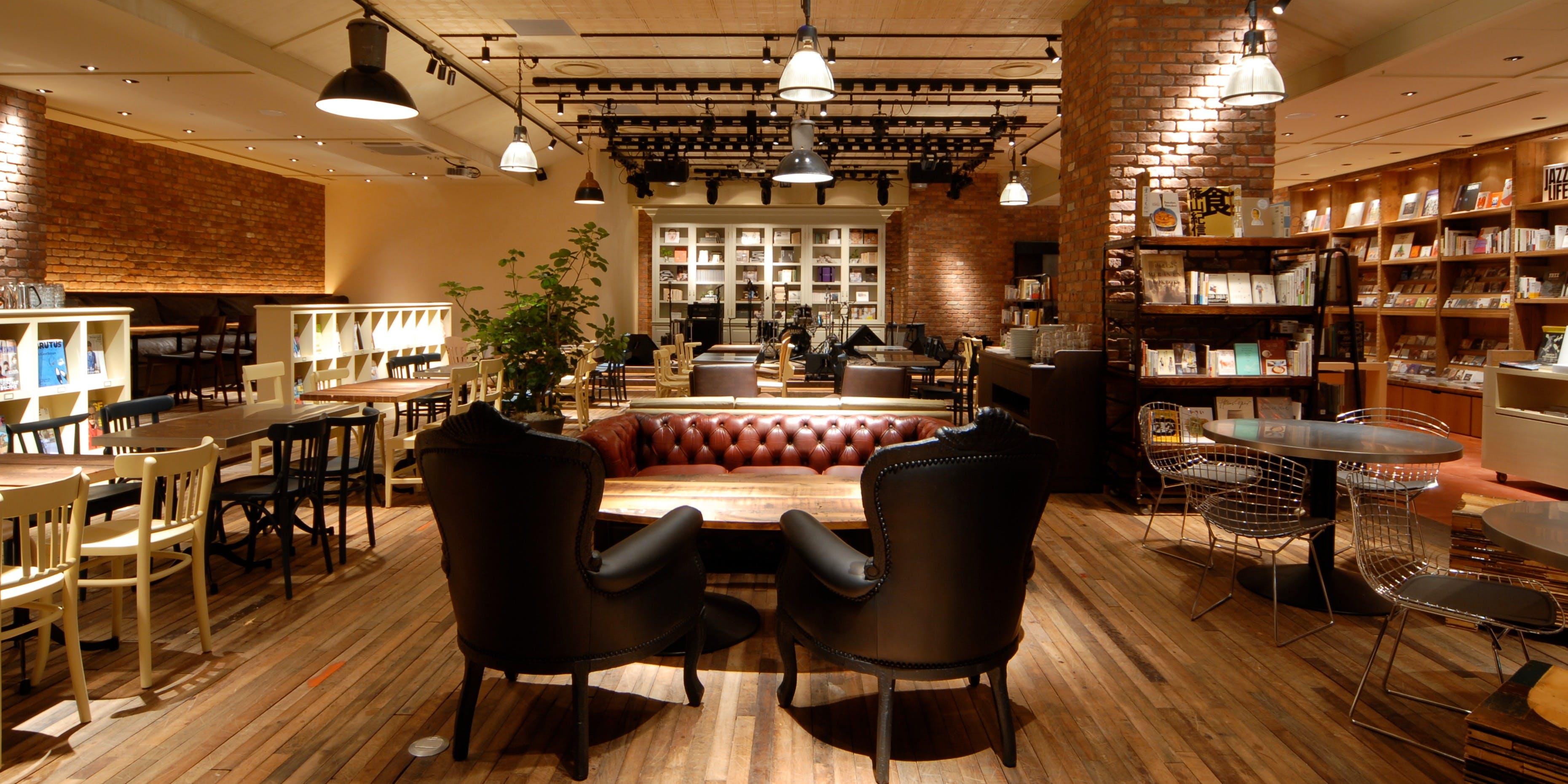 東京 カフェ 人気 コーヒー 美味しい SNS 人気 Brooklyn Parlor SHINJUKU ブルックリンパーラー 新宿 店内