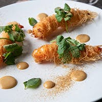 フランス料理の醍醐味である「出汁」を使った料理の数々