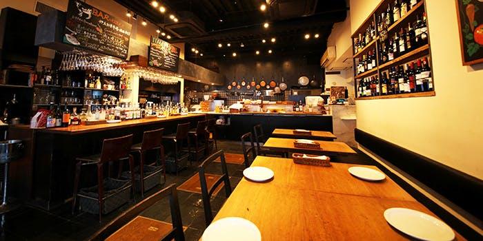 記念日におすすめのレストラン・伊太利亜市場BARの写真1