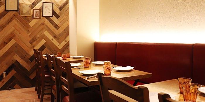 記念日におすすめのレストラン・Trattoria L'astroの写真1