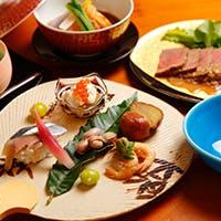 お料理と美味酒で美しい日本の四季を奏でる