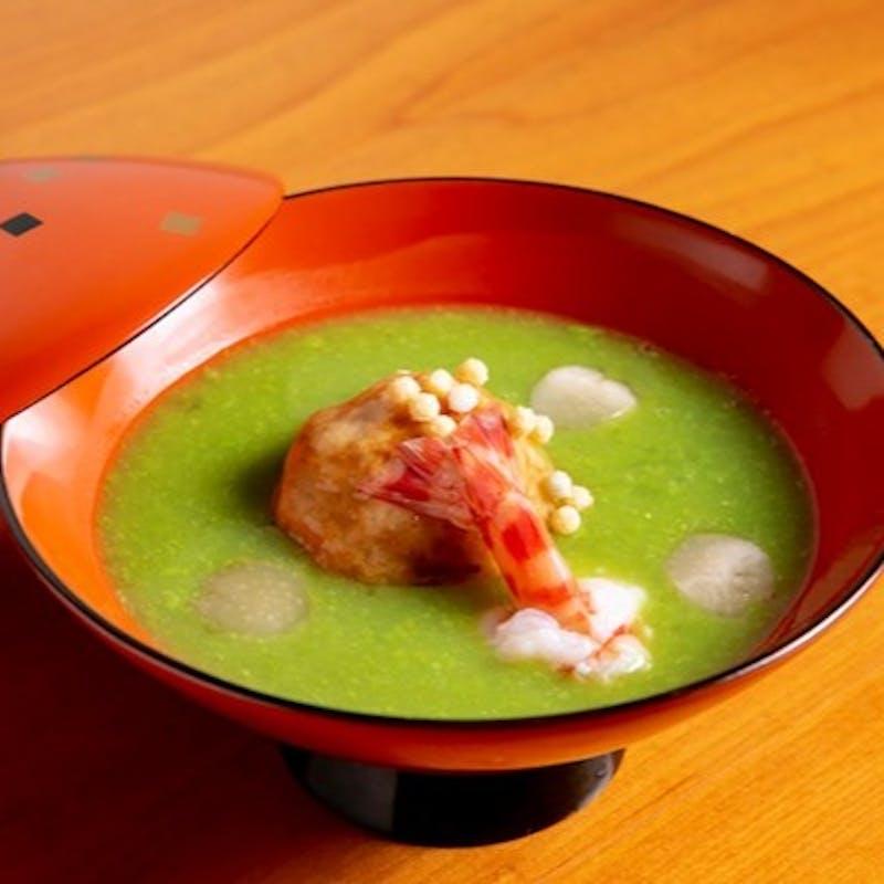 【おまかせCコース】九州の食材をふんだんに使用した全8品+選べる1ドリンク