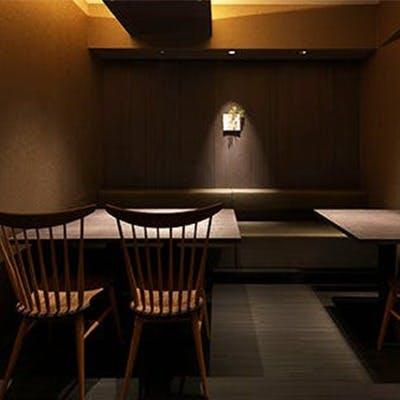 季節の移ろいを感じる清々しい完全個室はご宴会やご接待に最適