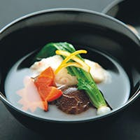 四季の趣向を凝らした京料理