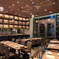 浜離宮エリアでイタリア料理店をお探しならロトブル イタリアン トーキョーへ