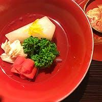 丁寧かつ繊細な仕事が施された「まじめ」な日本料理