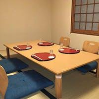 ほっと笑顔になれる、落ち着いた和の空間で楽しむ京の味