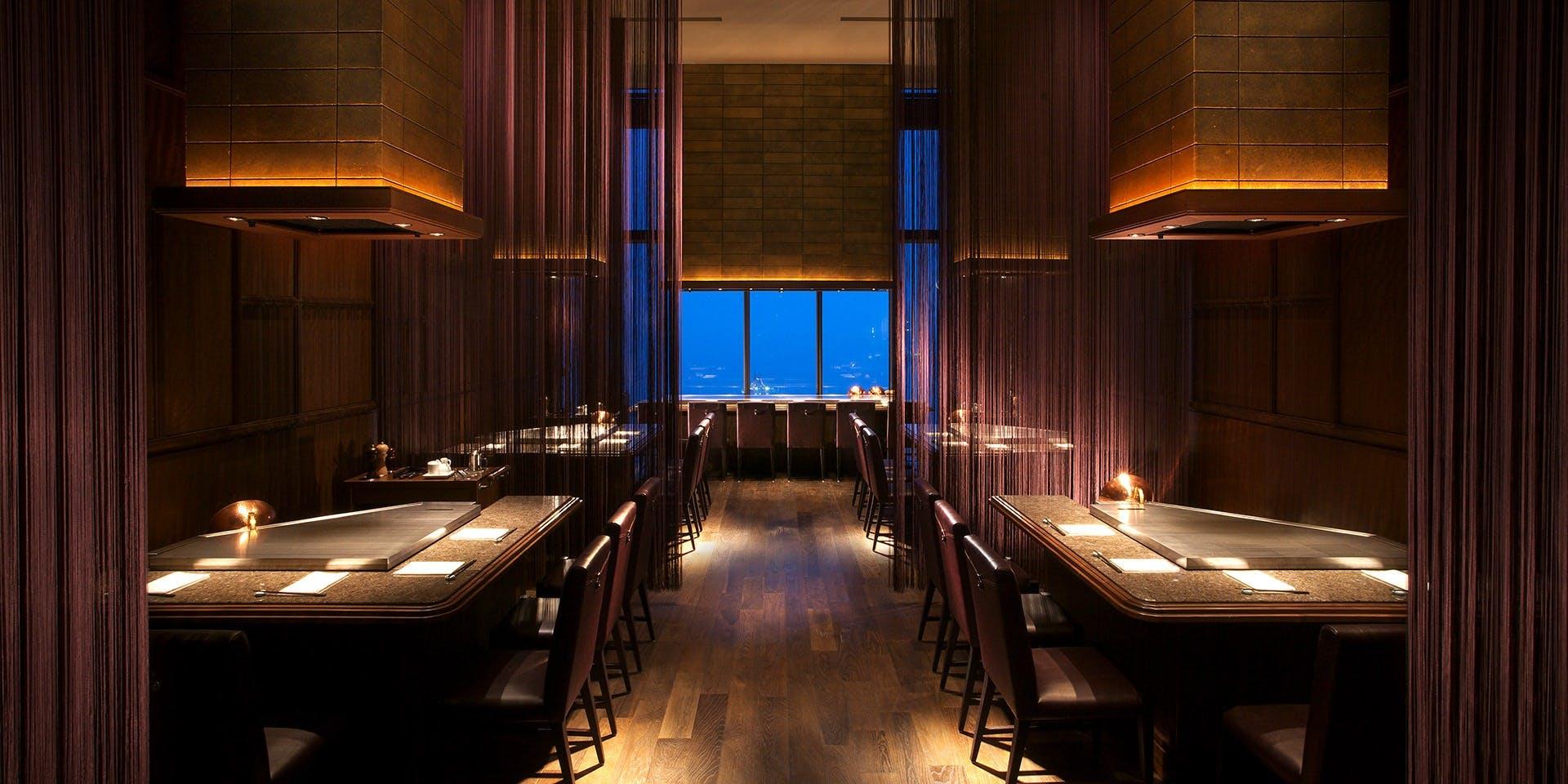 記念日におすすめのレストラン・ステーキハウス ミディアムレア/オリエンタルホテルの写真1