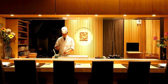 記念日におすすめのレストラン・日本料理 丸しまの写真1