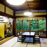 「京都の風情」を味わっていただけるお部屋